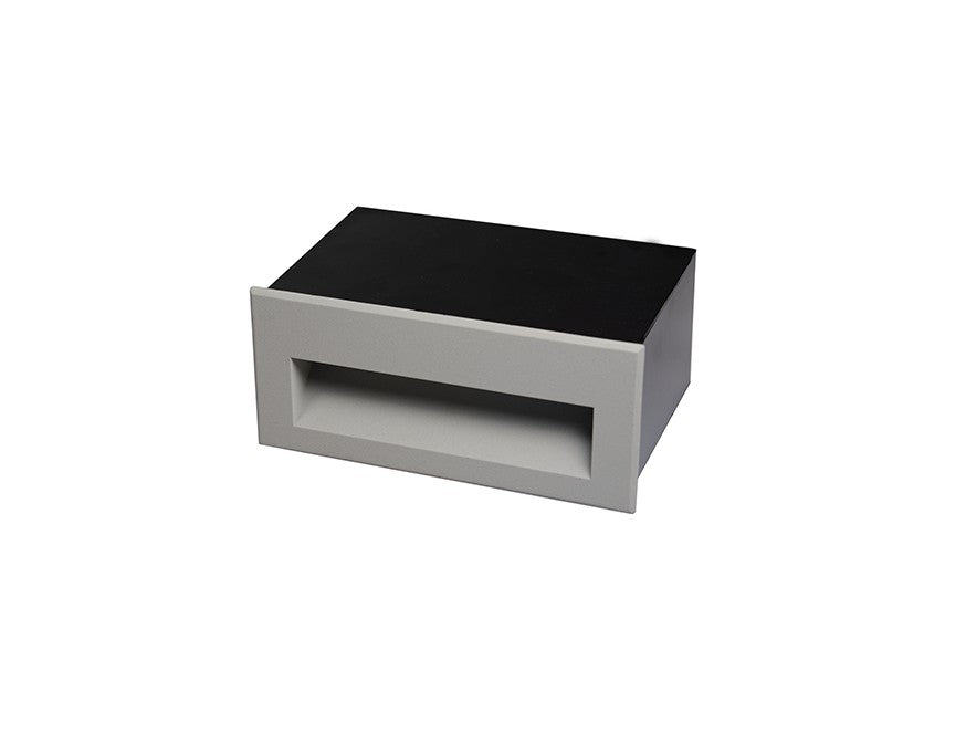Aplique Exterior Mailbox-Candeeiros-Light & Store-Cinzento-Light & Store
