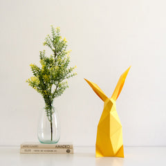 Rabbit - DIY Colour Paperlamp-Candeeiros-Light & Store-Sandy Beige-Light & Store