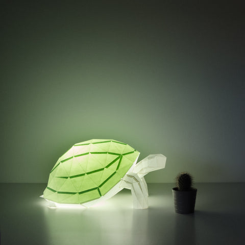 Tortoise - DIY Paperlamp