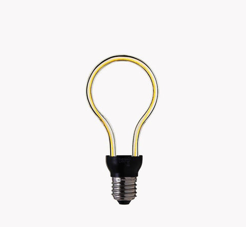 Lâmpada LED Wire Classic Art Bulb 8W E27 Regulável 2200K-Lâmpadas-Light & Store-Light & Store