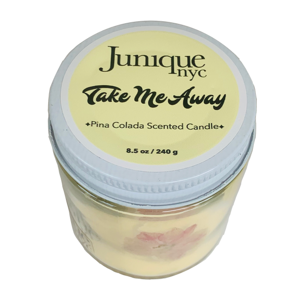 Take Me Away | Pina Colada Scented Candle