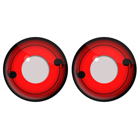 Sharingan Eyes Contact Lenses