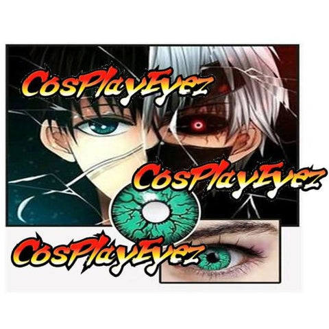 Tokyo Ghoul Contacts