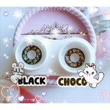 Barbie Choco Star Contact Lenses