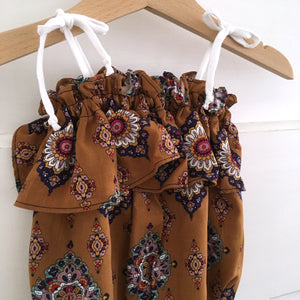 Gypsy Girl Frilly Dress