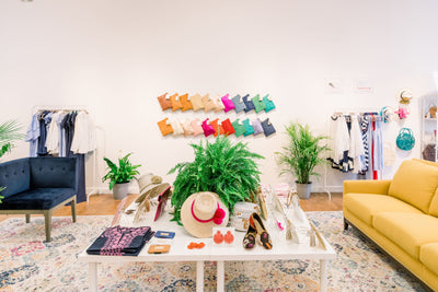 Take a Peek Inside Our Hingham Pop Up