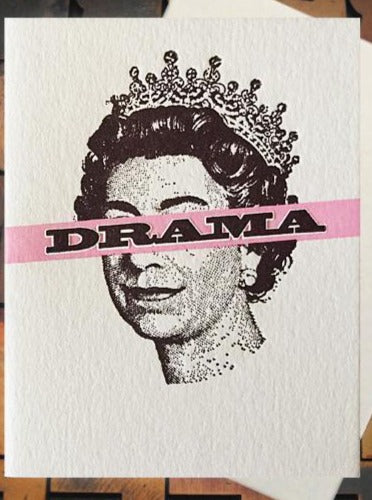 Appalachia Press Card Appalachia Press | Drama Queen