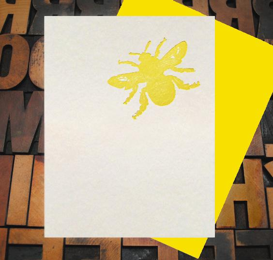 Appalachia Press Card Appalachia Press | Honeybee