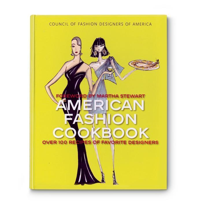Assouline Books Assouline Coffee Table Book | American Fashion Cookbook