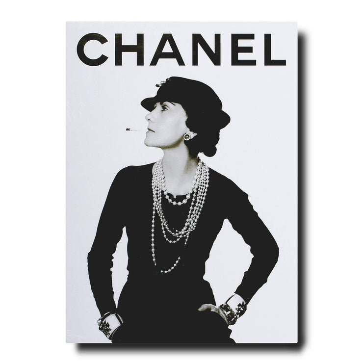 Assouline Books Assouline Coffee Table Book | Chanel 3-Book Slipcase