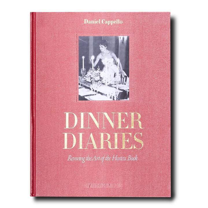 Assouline Books Assouline Coffee Table Book | Dinner Diaries