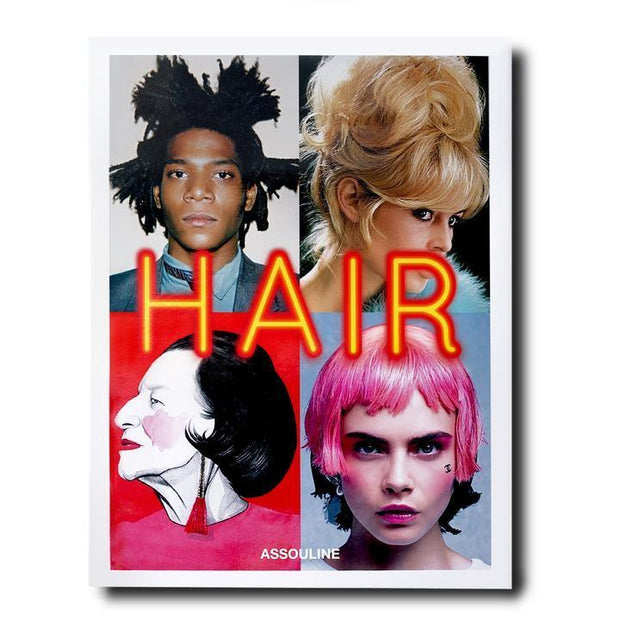 Assouline Books Assouline Coffee Table Book | Hair