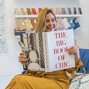 Assouline Books Assouline Coffee Table Book | The Big Book of Chic