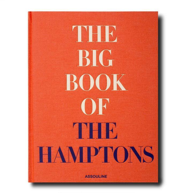 Assouline Books Assouline Coffee Table Book | The Big Book Of The Hamptons
