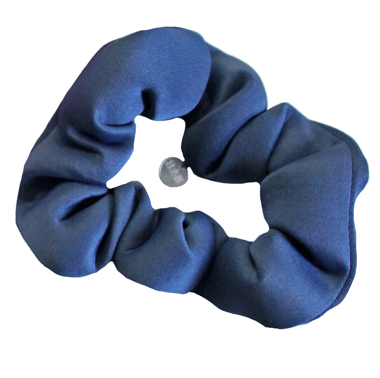 Beau & Ro Bag Company Scrunchie | Neoprene - Blue
