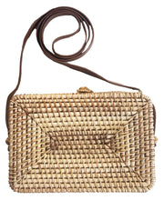 Beau & Ro Bag Company The Broad Street | Rattan