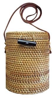 Beau & Ro Bag Company The Cannon Street | Rattan