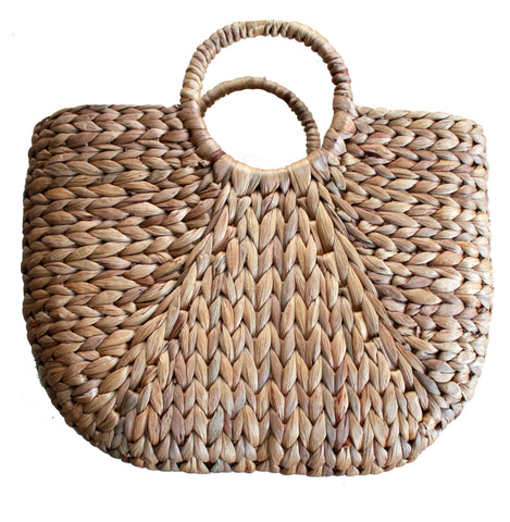 Beau & Ro Bag Company The Cisco | Straw Tote