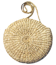 Beau & Ro Bag Company The Ladies Beach | Straw Circular Bag