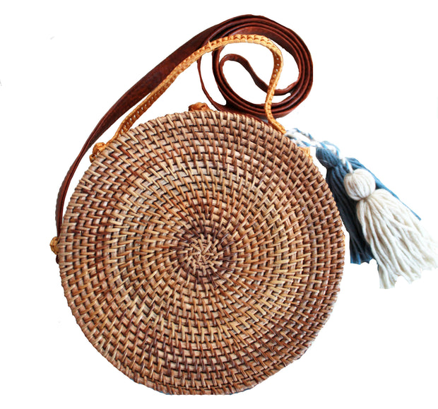 Beau & Ro Bag Company The Meeting Street | Rattan
