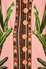 Farm Rio Apparel Farm Rio | Amazonia Forest Maxi Dress