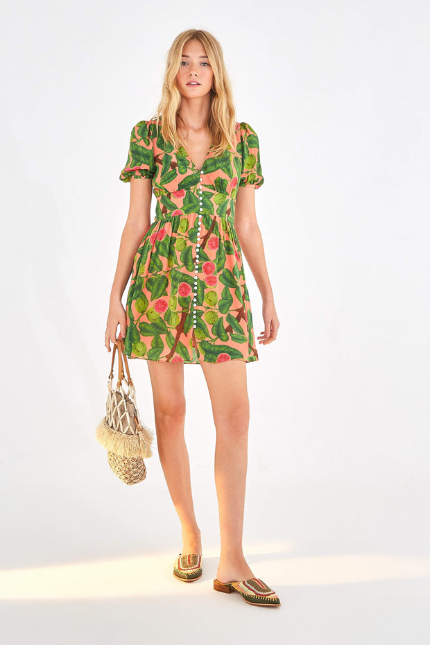 Farm Rio Apparel Farm Rio | Guava Mini Dress