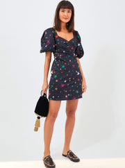 Farm Rio Apparel Farm Rio | Night Sky Mini Dress