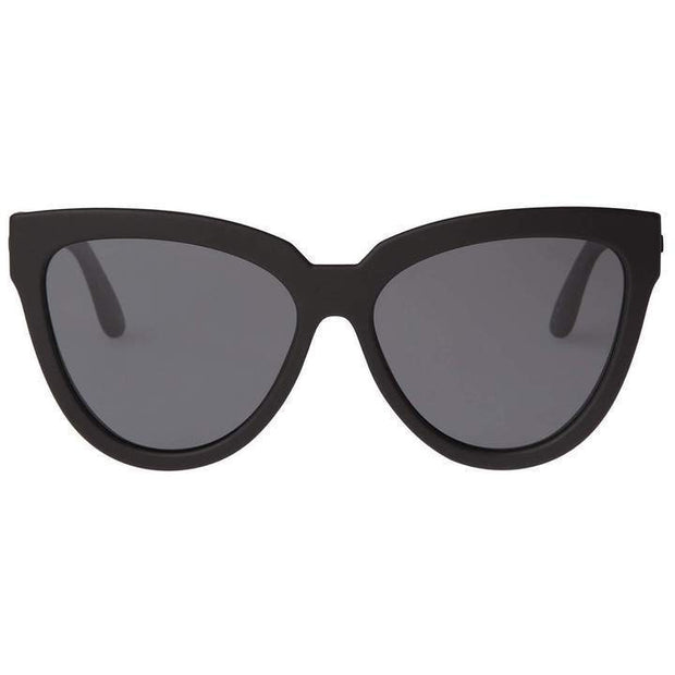 Le Specs Sunglasses Le Specs | Liar Liar in Black Rubber