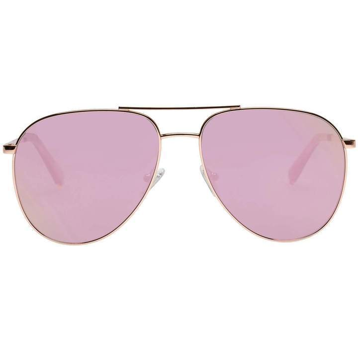 Le Specs Sunglasses Le Specs | Road Trip in Rose