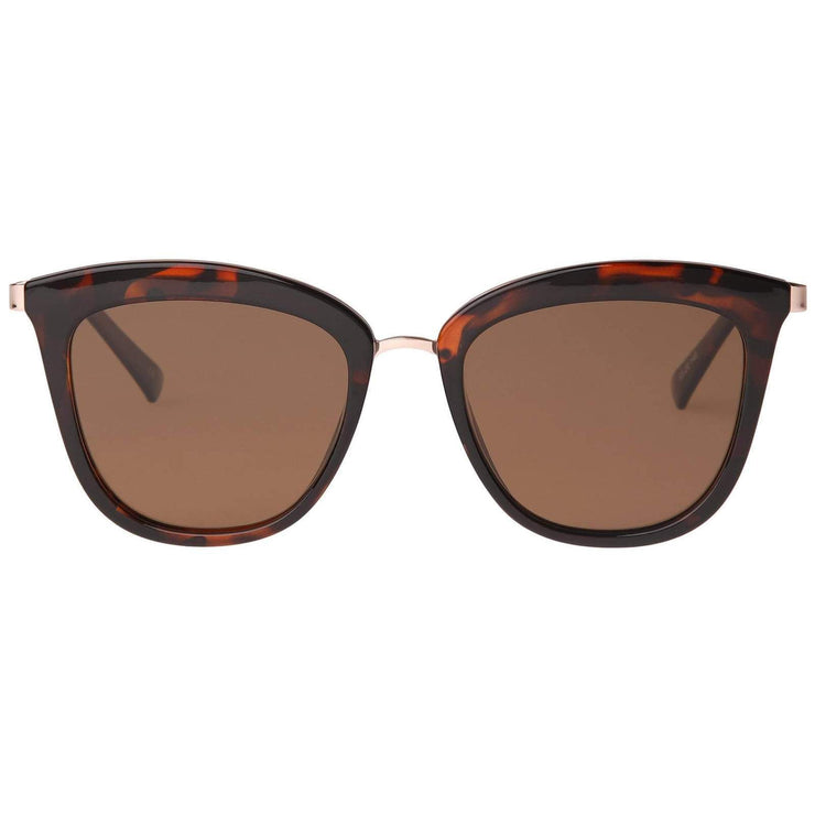 Le Specs Sunglasses Le Specs Sunglasses | Caliente in Tort & Rose Gold