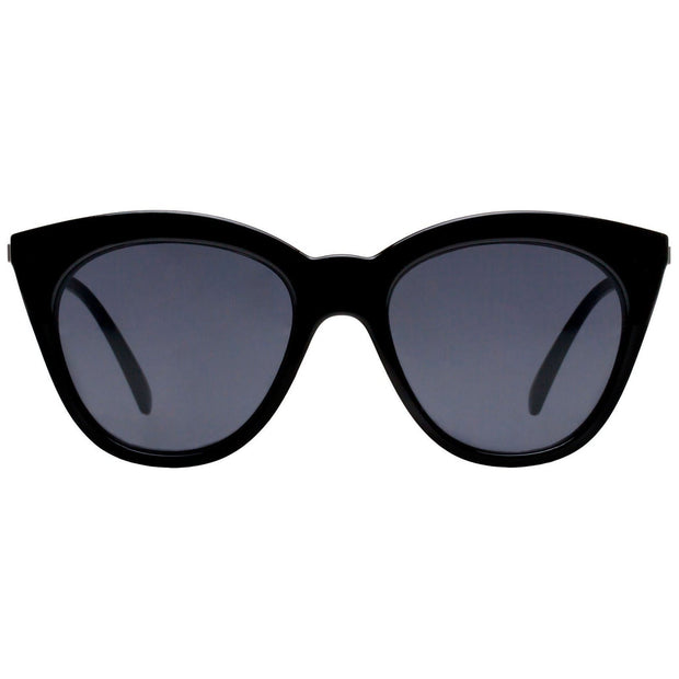 Le Specs Sunglasses Le Specs Sunglasses | Halfmoon Magic in Black
