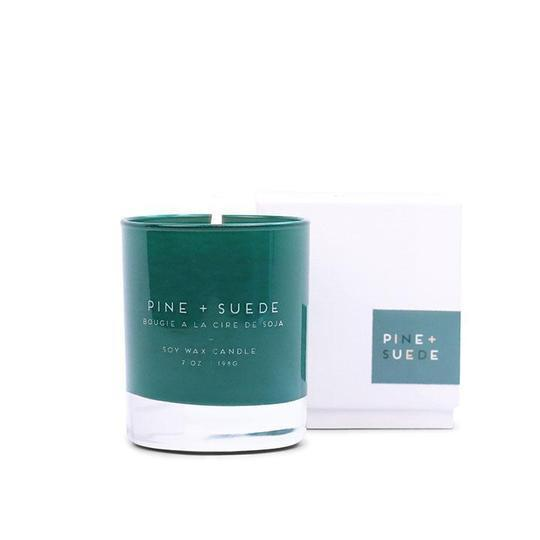 Paddywax Candles Etc. Paddywax |  Pine & Suede Candle