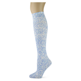 Blue Heaven Adult Knee Highs