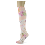 Butterfly Garden Adult Knee Highs