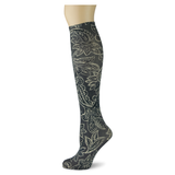 Lizbeth II on Fossil Knee Highs (Limited Stock)