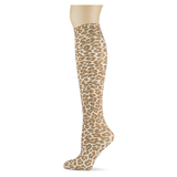 Neutral Cat Knee Highs