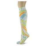 Rainbow Pop Adult Knee Highs