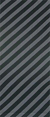 Bias Stripe on Smoke Knee Highs