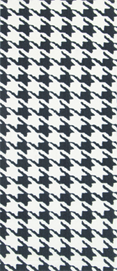 Houndstooth Knee Highs