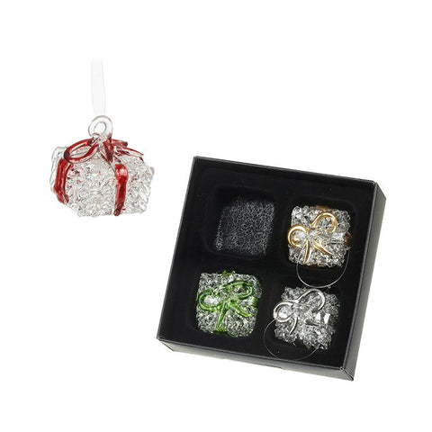 Hanging Glass Gifts Set