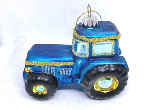 Tractor Tree Decoration