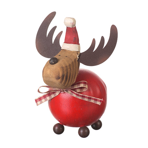 Standing Reindeer Decoration