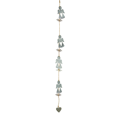 Metal Angel Garland