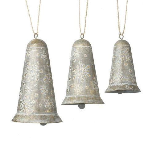 Hanging Metal Bell Set