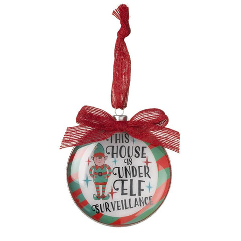 Christmas Elf Hanging Decoration