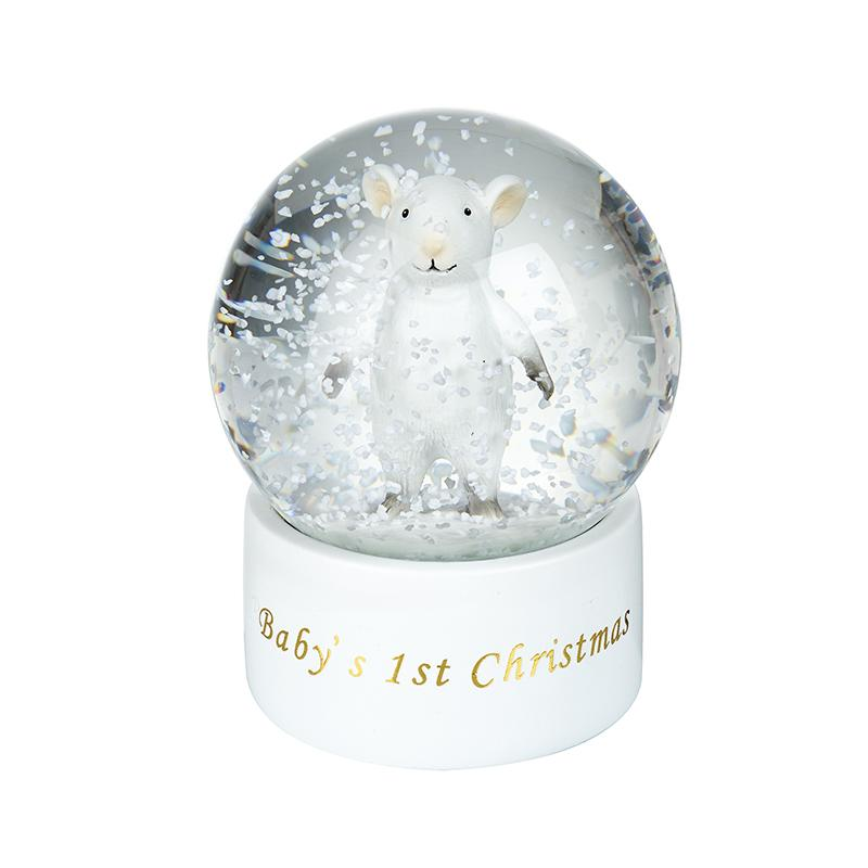 Baby'S First Christmas Snowglobe