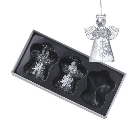 Glass Angels Set