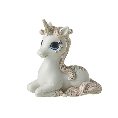 Kneeling Unicorn Decoration