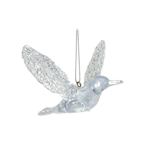 Hanging Acrylic Bird Tree Decor