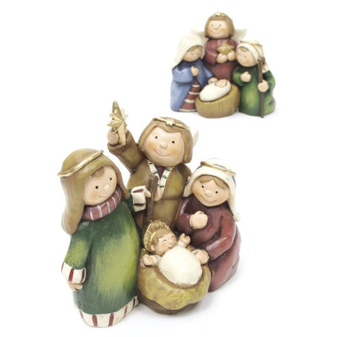 Small Nativity Mix